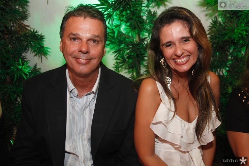 Ernane Prudente e Sandra Sampaio