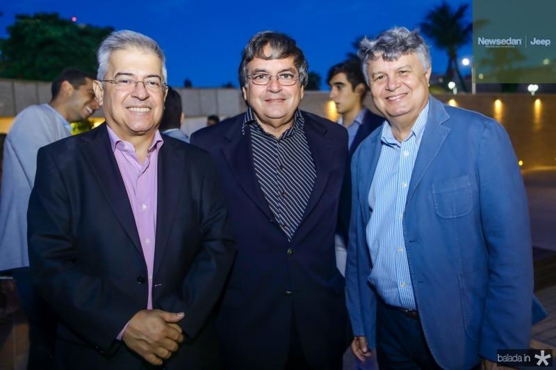 PC Noroes, Walter Bardawil e Adriano Gregorio