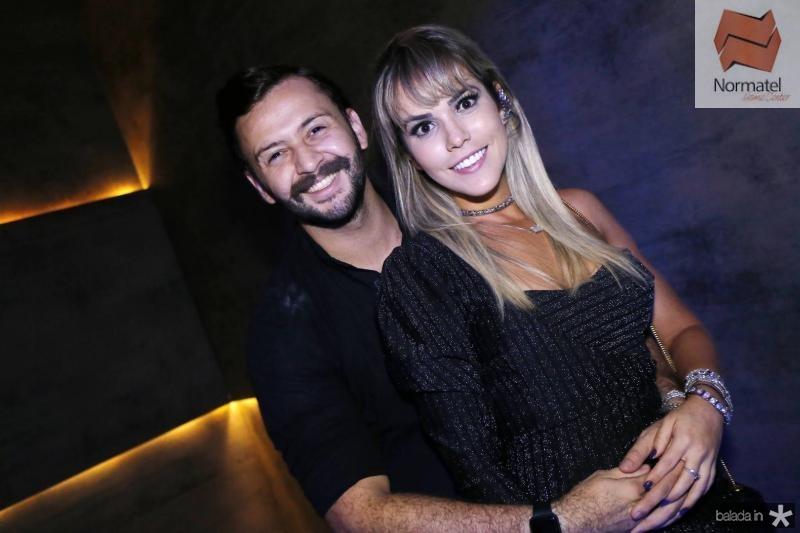 Erasmo Mendonca e Lenina Teixeira
