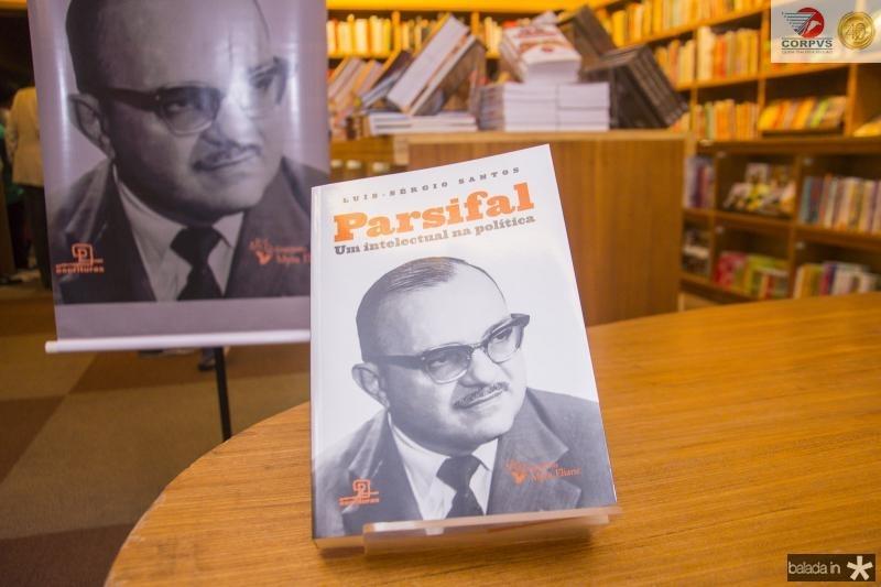 Lacamento do Livro Parsifal Barroso