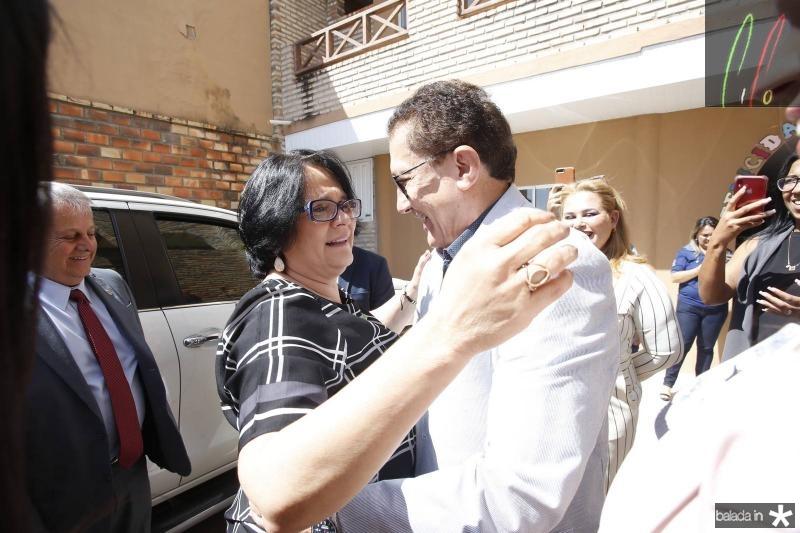 Damares Alves e Elpidio Nogueira 2