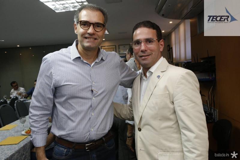 Luiz Eduardo Figueiredo e Roberto Araujo