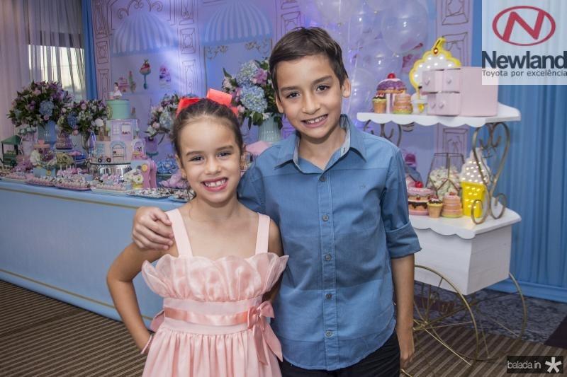 Caroline e Thiago Cavalcante