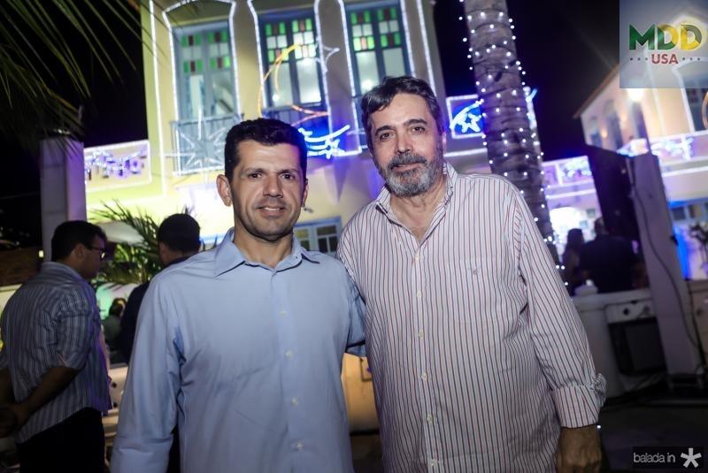 Erick Vasconcelos e Totonho Laprovitera