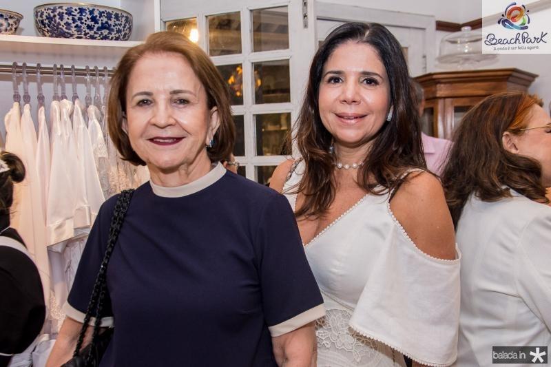 Lenita e Maria Lucia Negrao