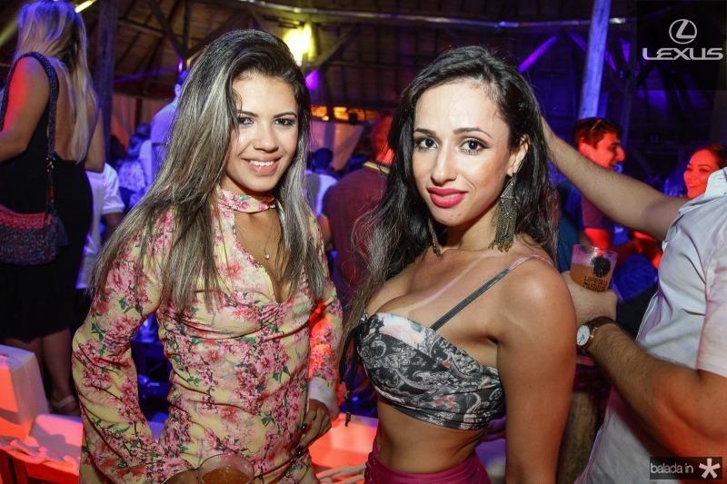 Ana Clara Araujo e Priscila Patricio