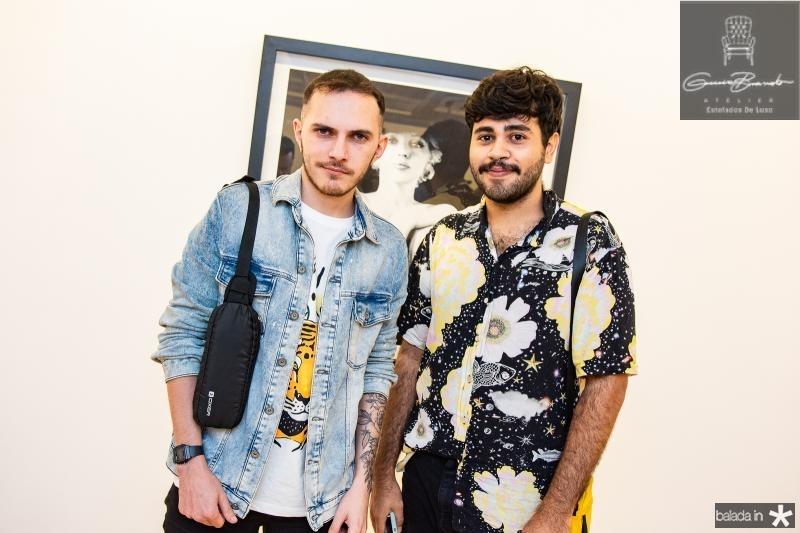Bruno Queiroz e Vitor Matheus