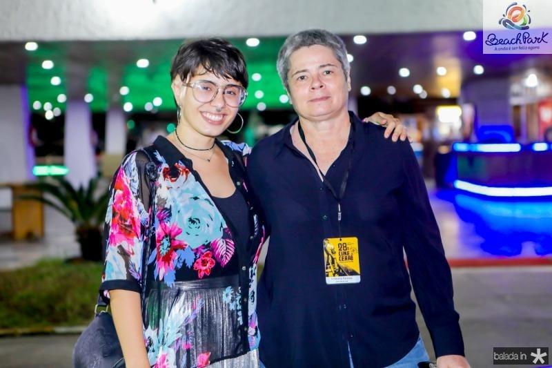 Tay Moreira e Cristiana Parente