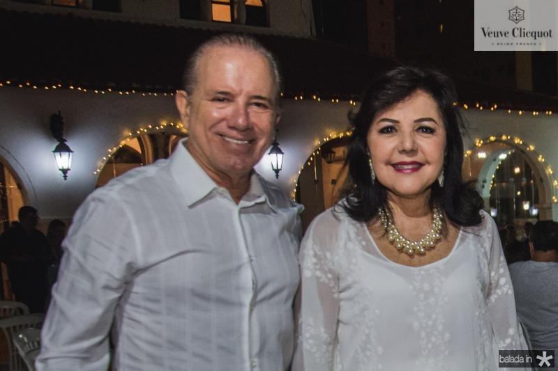 Sergio Morozini e Kira Morizini