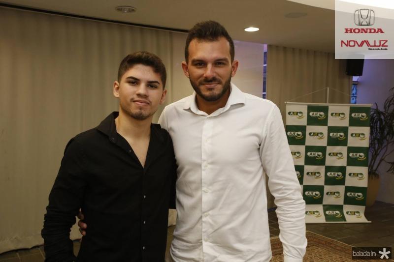 Iago Santos e George Martins