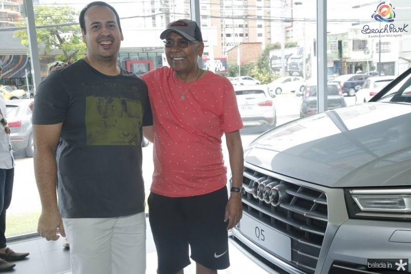 Daniel e Edson Santos