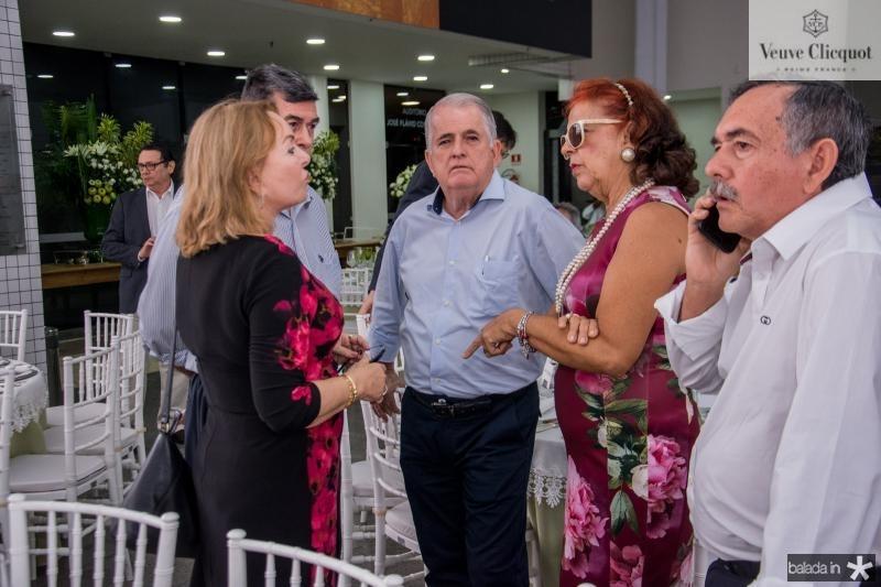 Gorete Pereira, Antunes Mota e Fatima Duarte