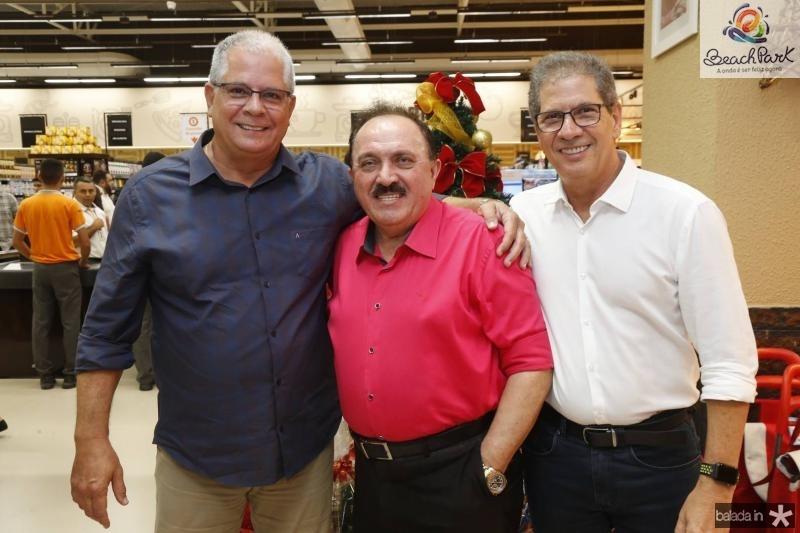 Fernando Ramalho, Mazinho Guimaraes e Severino Neto
