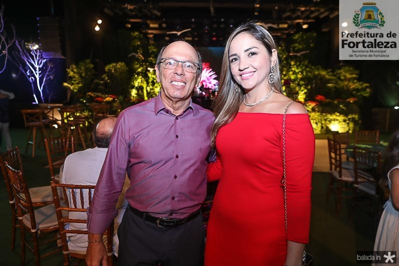 Andre e Rafaela Montenegro