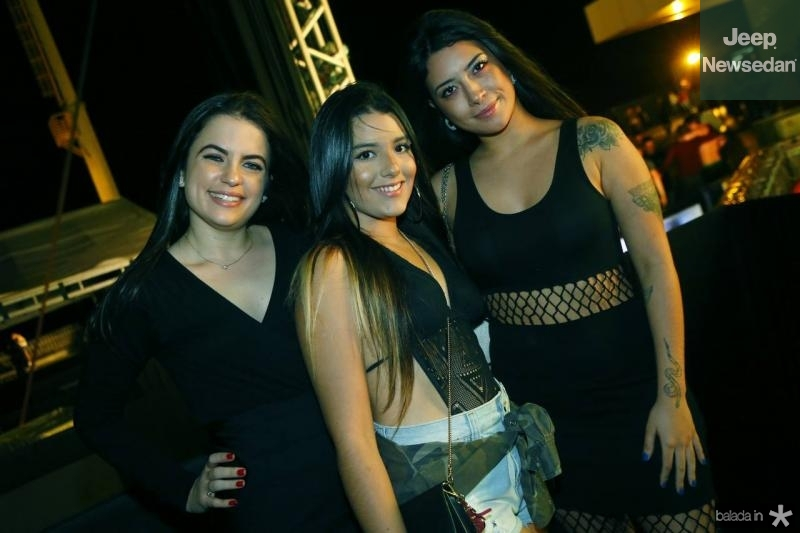 Isabela Sa, Ana Vitoria Marques e Jaapa Costa 1