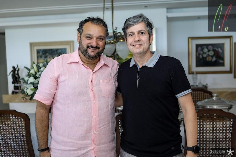 Patriolino Dias e Gerardo albuquerque