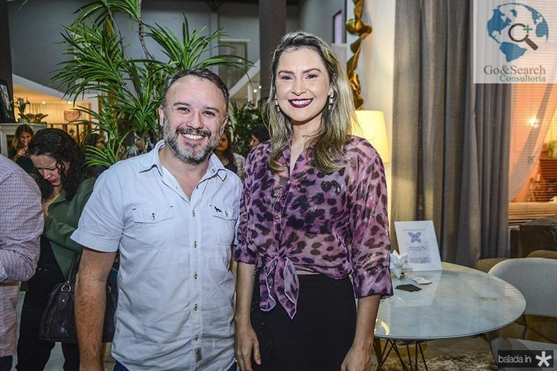 Vinicius Lima, Fabiana Stanck
