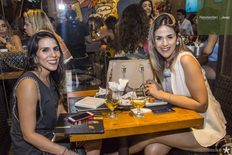 Carla Leitao e Joana Monte