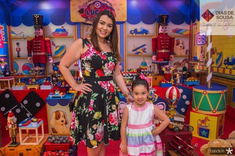 Jamile e Marcela Castro