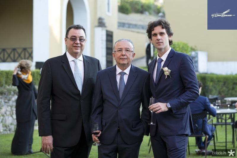 Aristenio Canamary, Antonio Jose Melo e