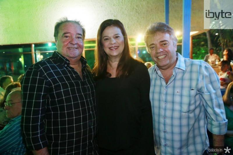 Chiquinho Aragao, Marilia e Serginho Esteves