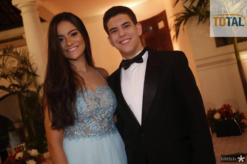 Sara Figueiredo e Juan Loureiro