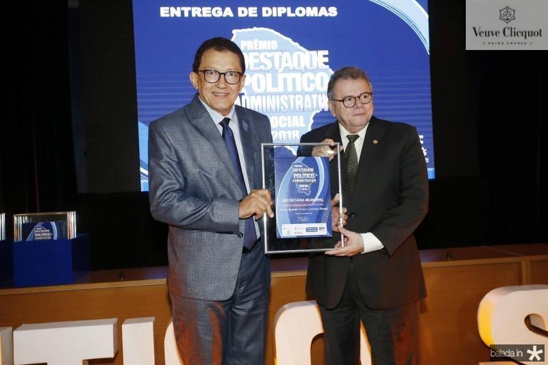Elpidio Nogueira e Juarez Leitao