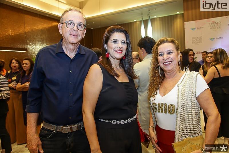 Sergio e Gina Fiuza, Bricia Teixeira