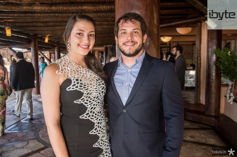 Beatriz e Otavio Araujo