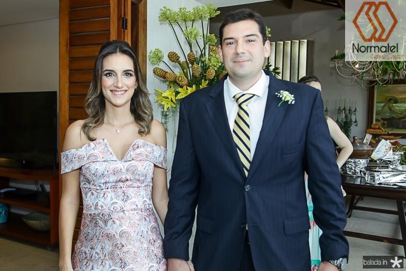 Larissa e Abaete Chagas
