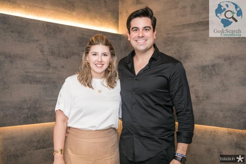 Amanda Aldiguere e Paulo Porto