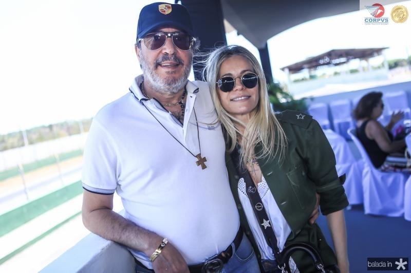 Pedro e Vladia Brandao