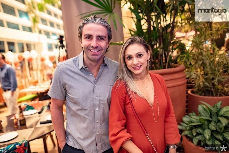 Fabio e Isabela Albuquerque