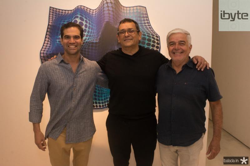 Giovani Garcez, Jose Guedes e Garcez Jr