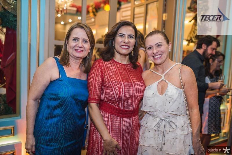 Elena Guedes, Marcia Teixeira e Selma Prata