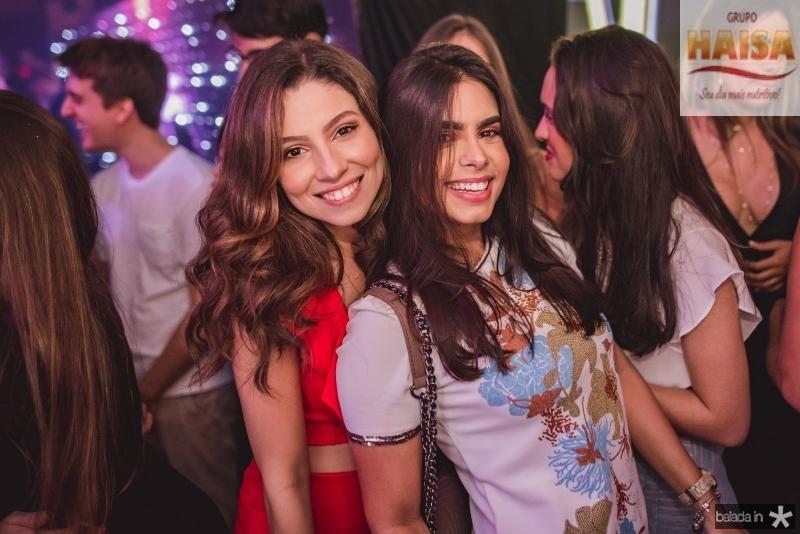 Gabriella Lebre e Dara Cidade