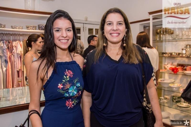 Isabela Serpa e Adriana Cals