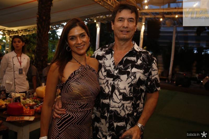 Andrea e Jurandir Picanco