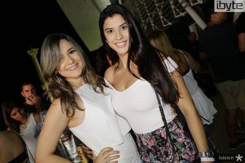 Nathalia Monteiro e Manoela Pimenta
