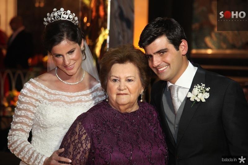 Beatriz Barata, Dona Doninha e Chiquinho Feitosa