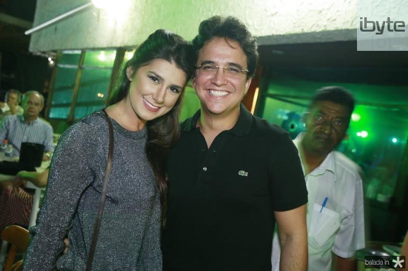 Barbara Moraes e Pantinha Neto