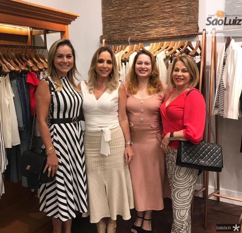 Talyzie Mihailuc, Ana Paula Daud, Manuela e Beatriz Viana