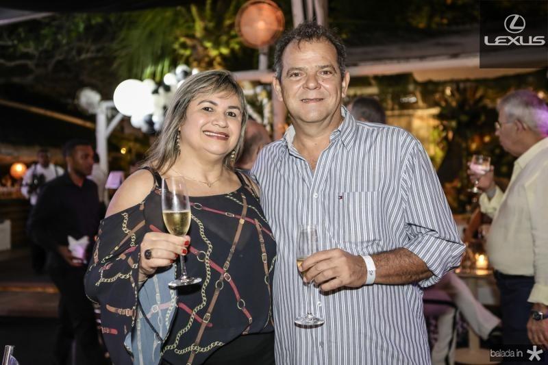Marilac Queiroz e Haroldo Pedreira