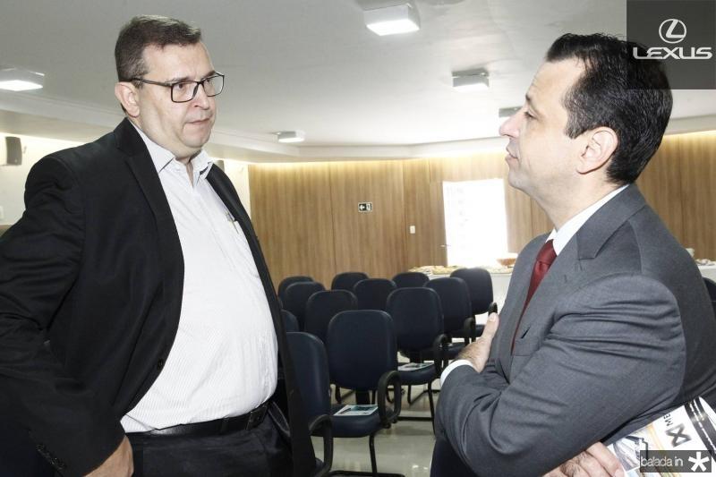 Marcos Viana e Fred Albuquerque