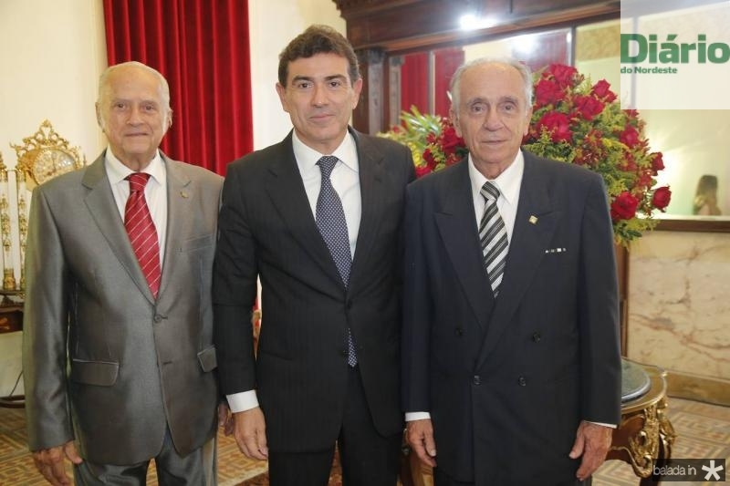 Paulo Barbosa, Alexandre Pereira e Joao Guimaraes