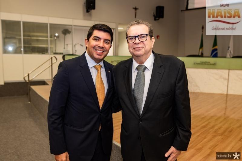 Andre Laprovitera e Alexandre Figueiredo
