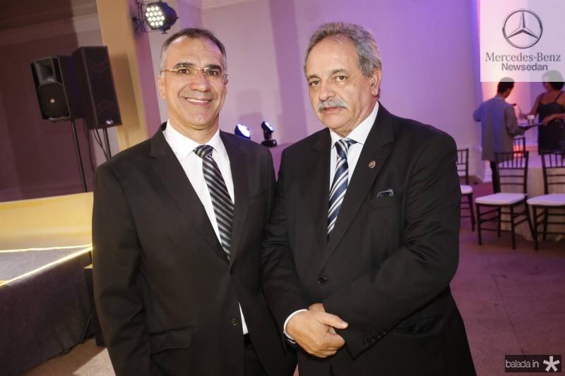 Eduardo Neves e Emilio Moraes