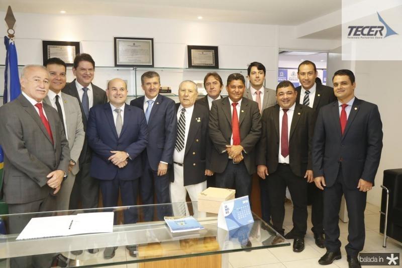 Cid Gomes, Roberto Claudio e Vereadores