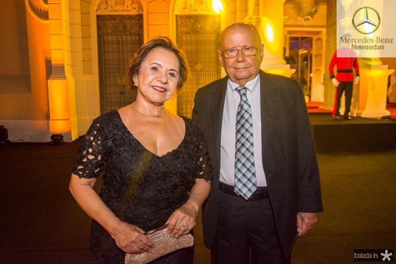 Helba e Ary Ramalho