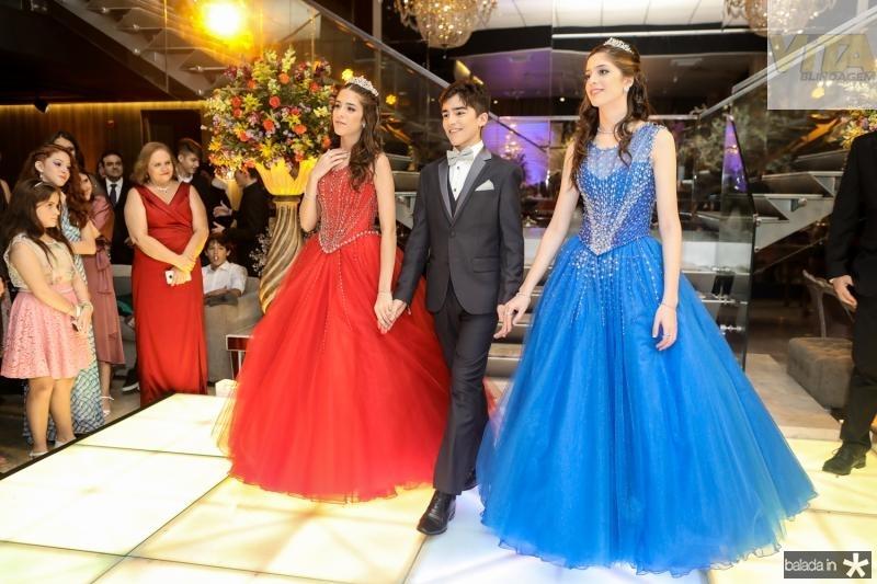 Maria Beatriz, Miguel e Maria Isabel Otoch